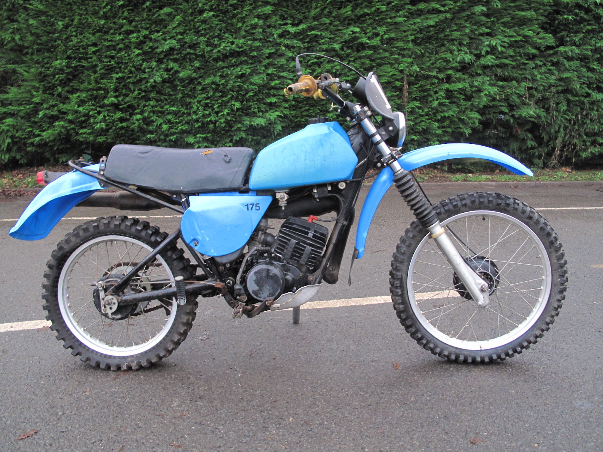 Yamaha Dt175 Dt 175 1975 And Just 1 659 Miles   U00a31100